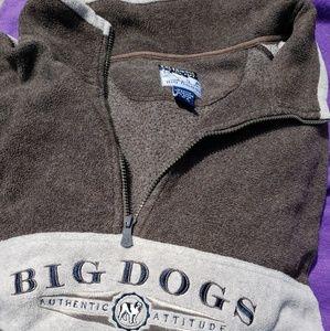 B&T Big Dogs sweater